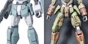 [Custom Build] 1/144 Gundam Artemis Japanese Army Custom: Images, Info