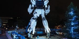 The Life-Sized Unicorn Gundam Statue: Work In Progress (Update 11th September 2017) No.16 NEW Big Size Images, Embedded Credits