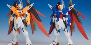 REVIEW HGCE 1/144 ZGMF-X42S-REVOLUTION DESTINY GUNDAM HEINE WESTENFLUSS CUSTOM (No.60 images, credit)