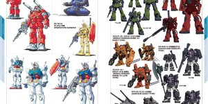 [BOOK] Mobile Suit Gundam MS大全集 Illustrated 2015: UPDATE IMAGES, Info, Links