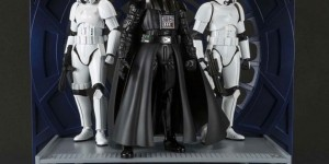 Bandai x Star Wars S.H.FIGUARTS Darth Vader UPDATE Official Images, Info Release