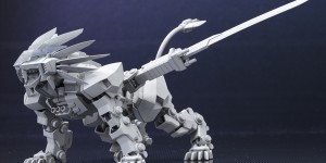 [ZOIDS] PREVIEW 1/100 Kotobukiya's action figure MURASAME LIGER: Many Official Images, Info Release!