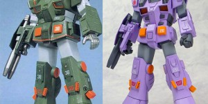 1/100 Full Armor Gundam Old Kit: Remodeled by リデス A Very New Cool Model! REVIEW, Info