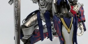 [PREVIEW] DMK03 Optimus Prime (Lost Age Ver.): No.9 Official Wallpaper Size Images, Info