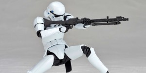 STAR WARS: REVO No.002 Stormtrooper. No.13 Big Size Official Images, Info Release