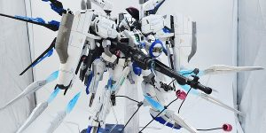 Tagatame Creative's MG 1/100 Ex-s Gundam OMEGA