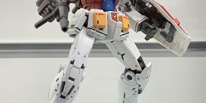 Gundam Fix Figuration Metal Composite RX-78-02 Gundam (40th anniversary ver.)