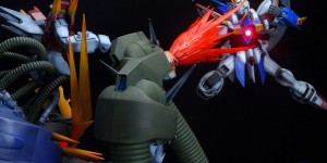[FULL REVIEW + WIP] Gunpla Diorama DEVIL GUNDAM: <希望之光系列>--GVG Modeled by 最後的月牙天冲