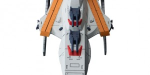 """The Cosmo Fleet Special """"CCA Ra Cailum"""" sets off from Megahouse in late December! No.10 Big Size Official Images, FULL INFO!"""