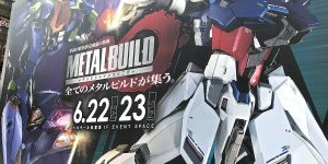 NEW METAL BUILD∞ (Infinity) Gundam Series: Amiami Photoreport
