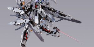 P-Bandai METAL BUILD Gundam Astraea High Mobility Test Equipment (用高機動試験装備)