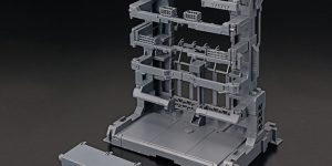 MG 1/100 Gundam Base Limited MS CAGE