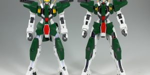 2nd REVIEW MG 1/100 GUNDAM DYNAMES
