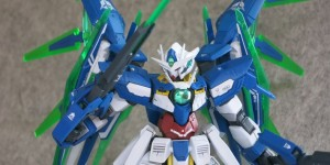 Great Mixing Build of 1/144 Qan[T]-FX ! Photoreview Big Size Images, Info