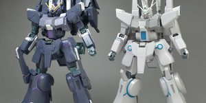 THE ULTIMATE REVIEW of: HGUC SILVER BULLET SUPPRESSOR (No. 83 images!)