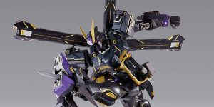 P-Bandai METAL BUILD CROSSBONE GUNDAM X2