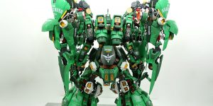 ACOUSTIC's 1/80 NZ-666 KSHATRIYA FULL HATCH OPEN VER (INJECTION KIT) Review, No.18 Big Size Images