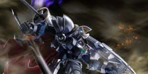 P-Bandai METAL ROBOT魂 KNIGHT GUNDAM LACROAN HERO and SATAN GUNDAM PREVIEW