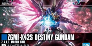 HGCE 1/144 DESTINY GUNDAM: No. 9 Images, May 31 release - 2,376 Yen