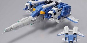 FULL Eng Description MG 1/100 Ex-S GUNDAM/S GUNDAM: images