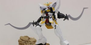 First Review HGAC 1/144 GUNDAM SANDROCK (Images, credit)