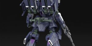 NEW IMAGES HGUC 1/144  SILVER BULLET SUPPRESSOR