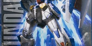 REVIEW P-Bandai MG 1/100 GUNDAM F90 (No.75 images, credit)