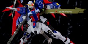 REVIEW METAL ROBOT魂 DESTINY GUNDAM (No.43 images)