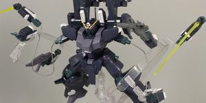 3rd REVIEW of: HGUC SILVER BULLET SUPPRESSOR (No.72 images on site)