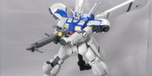 RE/100 Gundam GP04G GERBERA (assembled) Full Detailed REVIEW No.58 Images