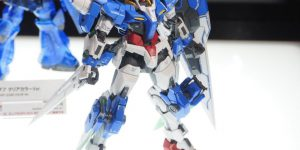 RG 1/144 00 GUNDAM SEVEN SWORD on display @ 56th All Japan Model Hobby Show 2016: Big Size Images, Info Release