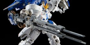 P-Bandai RG 1/144 TALLGEESE III full official images, info