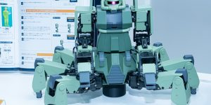 Beginning with ZEONIC TECHNICS, where you can learn the concepts of programming while experiencing Zeonic's mobile suit development on display @ INTERNATIONAL TOKYO TOY SHOW 2019. Many images