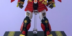 PREVIEW METAL ROBOT魂 MUSHA GUNDAM