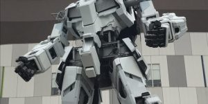 The Life-Sized Unicorn Gundam Statue: Work In Progress (Update 18th August 2017 PART TWO) No.7 NEW Images, credits