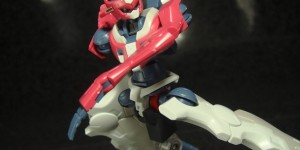 HG 1/144 Mack Knife (Mask use) assembled: Full Photoreview No.39 Images