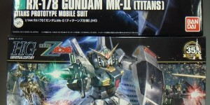 TWO REVIEWS IN ONE: HGUC REVIVE 1/144 RX-178 Gundam Mk-II TITANS and A.E.U.G. [No.69 Big Size Images, Info]