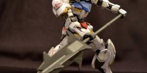 GEKI's HG 1/144 Gundam Barbatos weathered: No.10 Big Size Images, Info