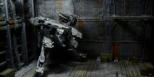 [Kotobukiya] Diorama w/LEDs 1/100 Metal Gear REX : Work by Roginald Samala. Photoreview Wallpaper Size Images
