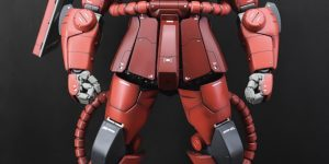 kobaruto's Latest Work: PG 1/60 Char's Zaku II review