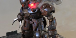 G-System 1/100 Z'Gok CUSTOM: Work by Seth Tuna [TEAM NEXUS Vietnam] PHOTO REVIEW
