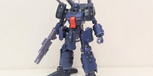 RE/100 GUNCANNON DETECTOR assembled: Gundam Base Tokyo images