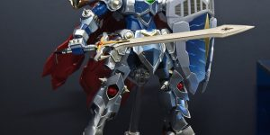 Preview METAL ROBOT魂 KNIGHT GUNDAM New Version