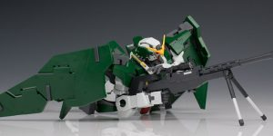 REVIEW MG 1/100 GUNDAM DYNAMES