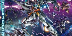 Many NEW IMAGES MG 1/100 GUNDAM AGE II MAGNUM