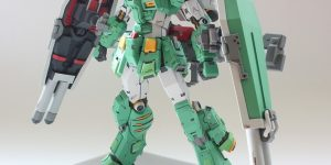 cjwsharm's 1/100 Full Resin Kit: FA 78-1 FULLARMOR GUNDAM HEAVY TYPE. FULL PHOTOREVIEW a lot of images