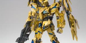 Gundam Fix Figuration Metal Composite Unicorn Gundam 03 Phenex: Official Images, Info Release