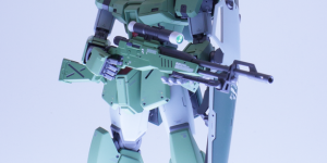 SOMA's Improved MG 1/100 GM SPARTAN Review, info