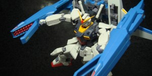 P-Bandai ROBOT魂 FXA-05D G DEFENSER: PHOTO REVIEW