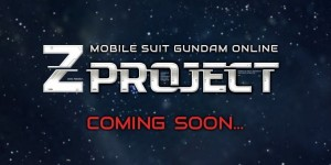 [GAMES] PC [Mobile Suit Gundam Online] Next Update: Z PROJECT Starts This Winter! Info, First Images, LINK
